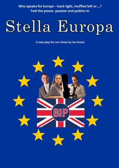 Stella Europa Poster